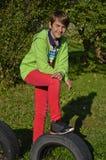 tonåring Royaltyfria Bilder