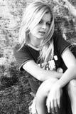 tonårs- år Fotografering för Bildbyråer