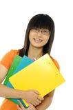tonårs- asiat royaltyfria bilder