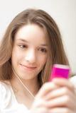 tonårs- flicka Arkivbilder