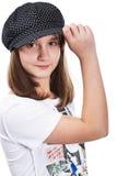 tonårs- flicka royaltyfria foton