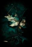 Tonący liść Obraz Royalty Free