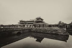 Ton i Vietnam Arkivfoto