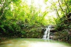 Ton Sai Waterfall Imagenes de archivo