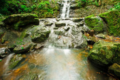 Ton Sai Waterfall Foto de archivo
