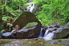 Ton Sai Waterfall royalty free stock photos