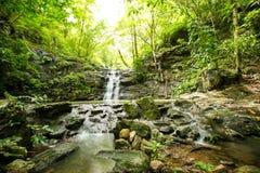 Ton Sai Waterfall Stock Image