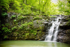 Ton Sai Waterfall Stock Images