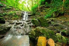 Ton Sai Waterfall Stock Photo