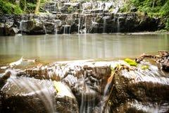 Ton Sai Waterfall Royalty Free Stock Photography