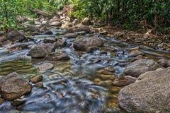 Ton Tae Waterfall Photo libre de droits