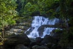 Ton Tok Waterfall Imagenes de archivo