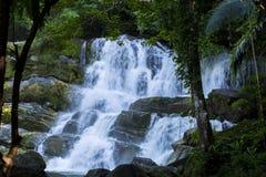 Ton Tok Waterfall. Trang, Southern Thailand - Asia Stock Photos