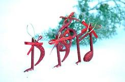 Ton von Weihnachten Lizenzfreies Stockfoto