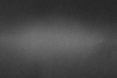 Ton zwei des schwarzen ledernen texturebe benutzt als Hintergrund Lizenzfreies Stockfoto