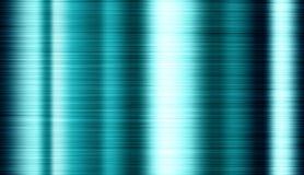Tonad textur borstade metall med ljusa viktig, bakgrund Arkivbild