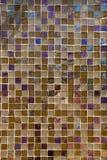 tonad vertical för bakgrund brun glass tegelplatta Royaltyfri Bild