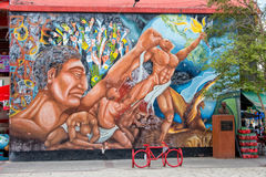 Tonala, Messico immagine stock