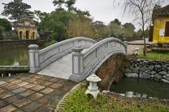 Tonalidad de la ciudad de los emperadores. Vietnam. fotografía de archivo