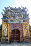 Tonalidad imperial de la ciudad, puerta de Vietnam de la ciudad Prohibida de la tonalidad fotos de archivo