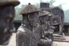 Tonalidad, Vietnam: Tumba real fotografía de archivo