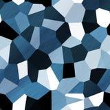 Tonalità di bella struttura blu illustrazione vettoriale