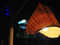 Tonalità di lampada Immagine Stock