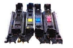 Tonalizadores do cmyk da cor Fotos de Stock