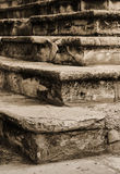 tonat uppför trappan Royaltyfri Bild