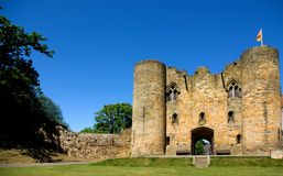 Tonbridge Castle Royalty Free Stock Images