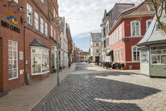 Tonder town - Denmark. Stock Photos