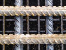 Tondi per cemento armato Fotografie Stock