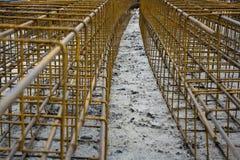 Tondo per cemento armato Immagine Stock Libera da Diritti