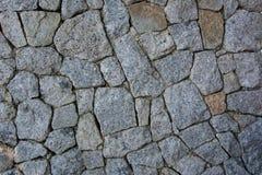 Tone Broke-Felsentapetenhintergrund stockfoto