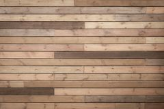 Toned wood planks background or texture Royalty Free Stock Photography