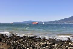 Toneel George Strait Royalty-vrije Stock Foto's