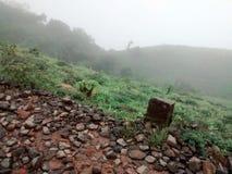 Toneel heuvels Stock Foto's