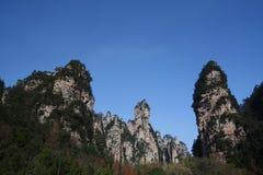 Toneel landschap Royalty-vrije Stock Foto