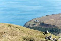 Toneel natuurlijke mening van Schotse hooglanden, het Verenigd Koninkrijk Royalty-vrije Stock Fotografie