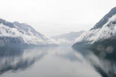 Toneel Noorwegen Royalty-vrije Stock Foto