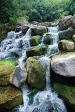 Toneel waterval stock fotografie