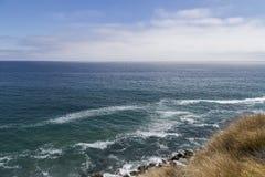 Toneelkust van Malibu, Californië Stock Foto's