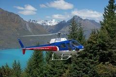 Toneelvluchten in Nieuw Zeeland Royalty-vrije Stock Afbeeldingen