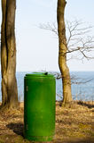 Tonelada Waste Foto de Stock Royalty Free