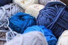 Toneladas de lanas fotos de archivo libres de regalías