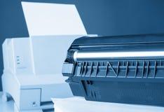 Printer toner cartridge Royalty Free Stock Photos
