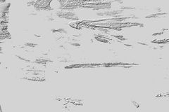 Toner för cementvägggrå färger och former, abstrakt bakgrund Royaltyfri Fotografi