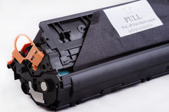 Toner für Laserdrucker aufbereitet Lizenzfreies Stockbild