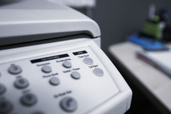 Toner save Royalty Free Stock Images