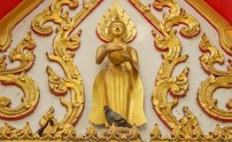 Toner tailandese di Buddha Fotografia Stock